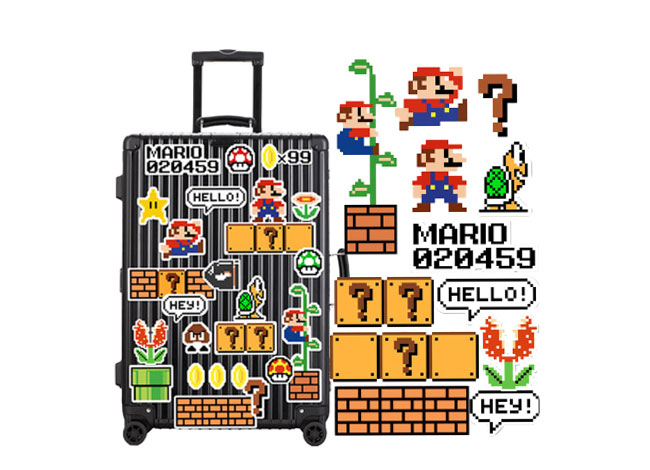 Take a Look at These Tips Before Using Suitcase Stickers