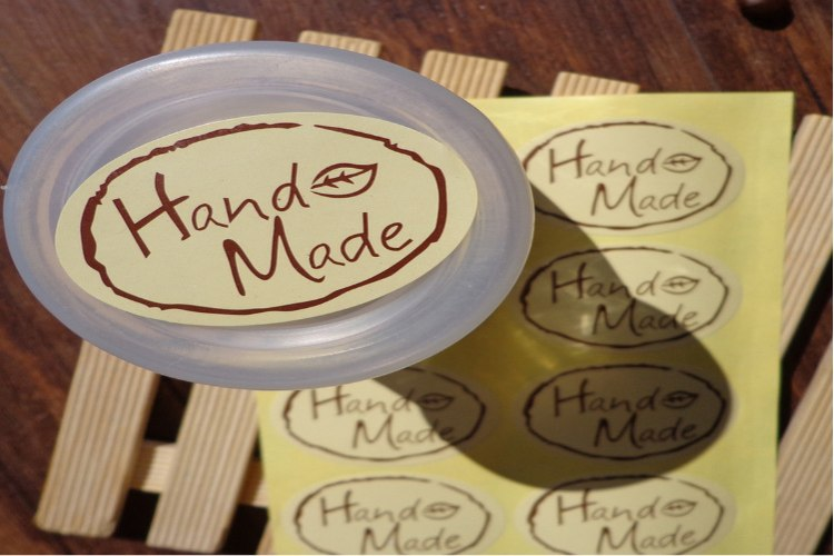 Personalized-Hand-Made-Oval-Labels